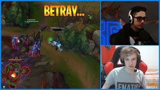 When you want to be Faker but ... Trick2g Betrayed | LoL Daily Moments Ep 779