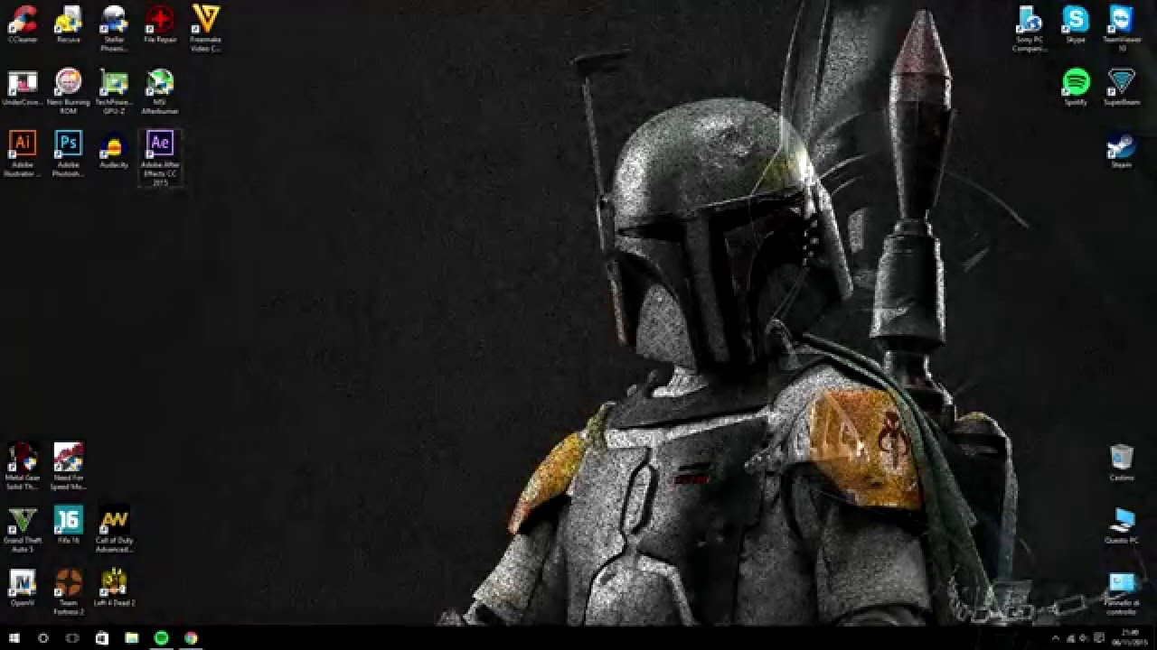Star Wars Xp Theme 74