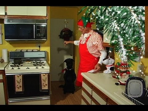 Buche De Noel (Christmas Yule Log Cake)/ Kipplens (similar to Russian Tea Cakes)