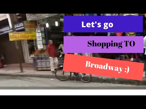 DITL Broadway Cochin stationary shopping St Francis shop