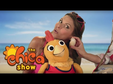 Sproutnado - She Sells Seashells | The Chica Show | Universal Kids