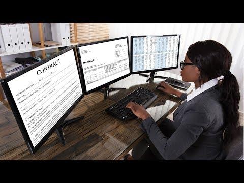 Financial Clerks Career Video