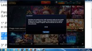 Como remover ban do lol