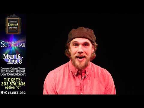 JESUS CHRIST SUPERSTAR Meet Chris Kozlowski as Jesus