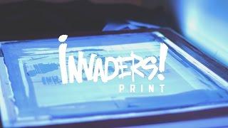 Студия печати Invaders Print(Нужна качественная печать? В нашем распоряжении широкий выбор технологий для нанесения изображений на..., 2016-01-22T14:50:23.000Z)