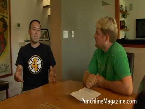 Steve Byrne - Punchline Magazine interview