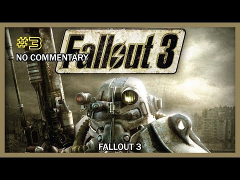 Fallout 3 - Ep. #3 (Springvale Elementary School) HD 1080p X360 No Com.