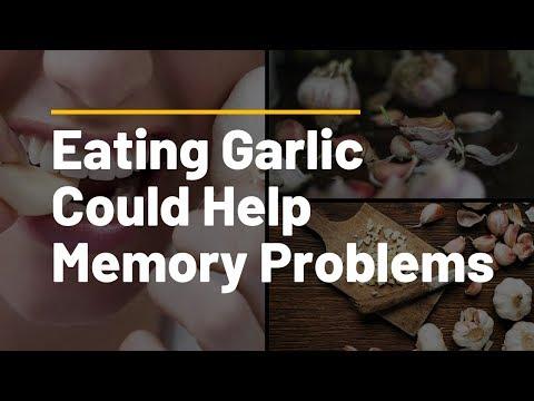 Garlic Could Help Memory Problems | Boosting Gut Health | RiseHealth
