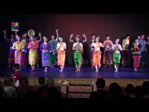 Cambodian Living Arts on Stage - National Museum of Cambodia, Phnom Penh