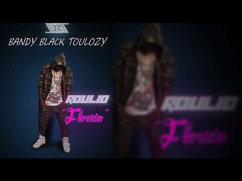 Roulio ''FLORIDA'' bandy black toulozy
