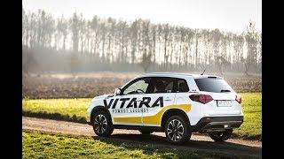 Nowa Suzuki Vitara 2019 1.4 BoosterJet 4x2 - Test PL Jazda próbna Review PL | Odc.35 Radomska Jazda
