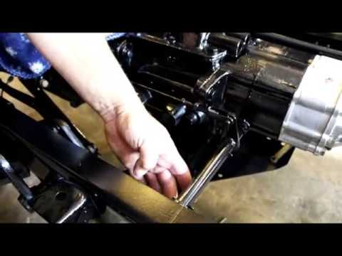 Willys Jeep Heavy Duty Clutch Linkage Finished Youtube