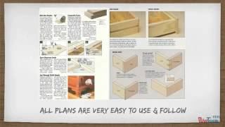 Log Furniture Plans - Ted's Woodworking