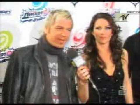 Ace of Base on MTV Russia