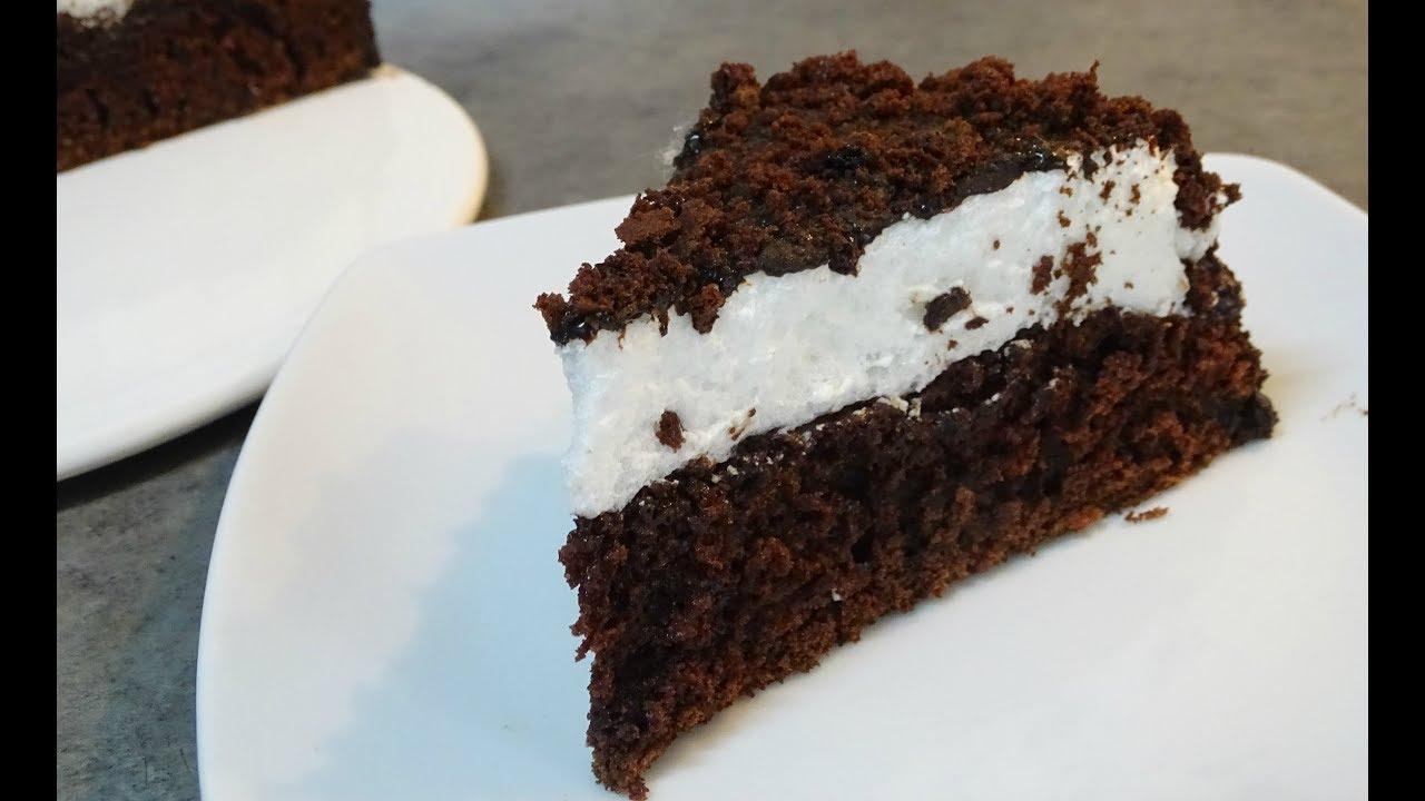 Рецепт вкусных тортов негр