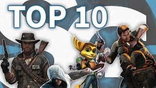 Top 10 Favourite Games Of All Time Hd