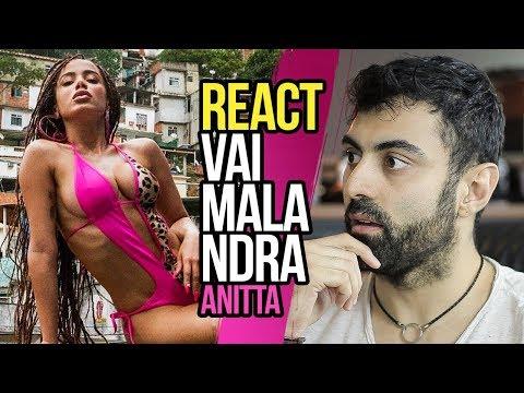 Reagindo ao novo  VAI MALANDRA da ANITTA Mc Zaac Maejor ft  Tropkillaz & DJ Yuri Martins