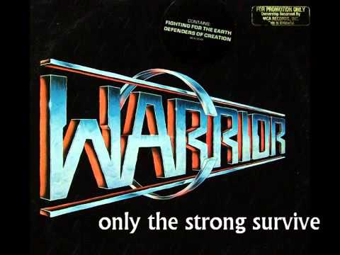Warrior -  Fighting for The Earth Full Album