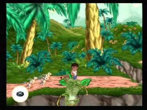 Go Diego Go Great Dinosaur Rescue ps2