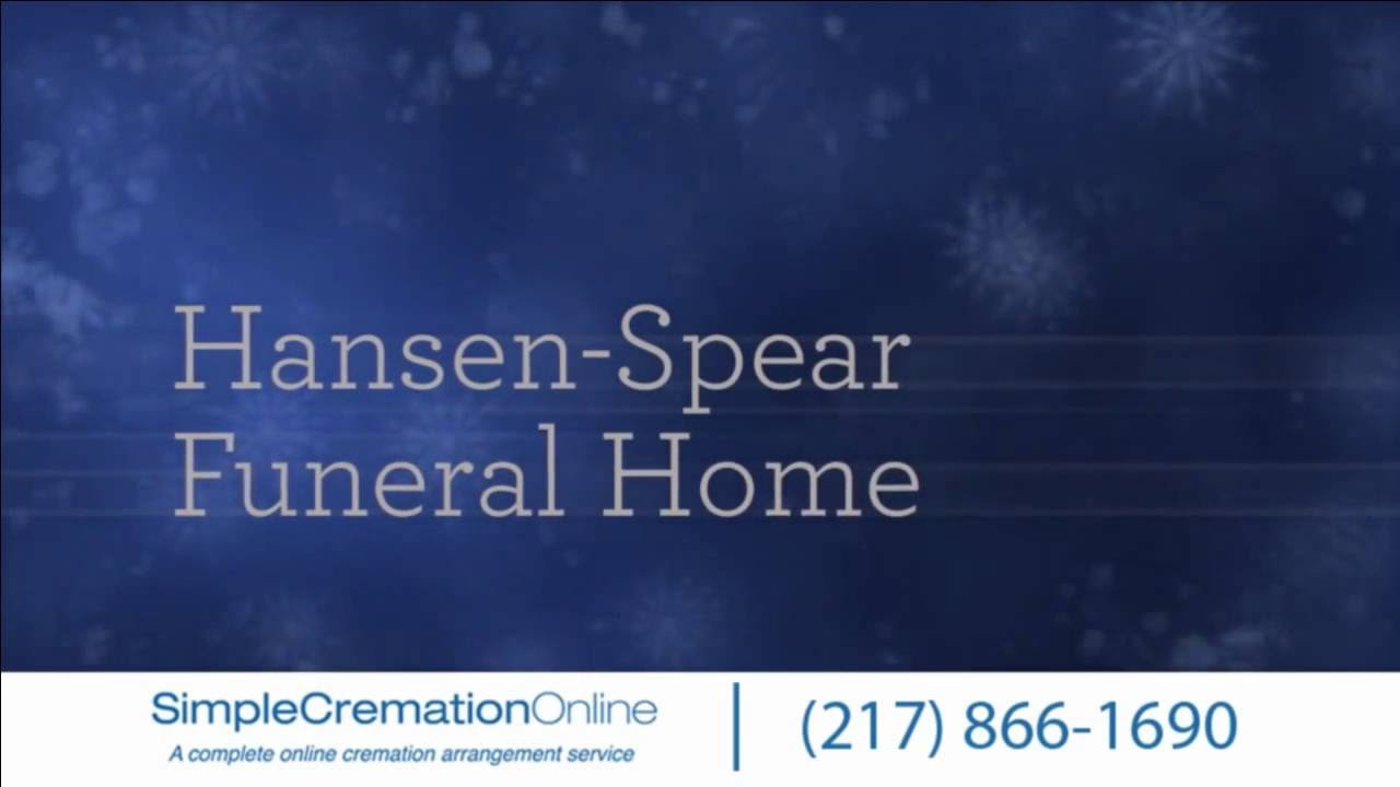 Cremation Services Pittsfield, IL – Call us: (217) 866-1690
