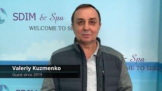 Review from Valeriy Kuzmenko | Guest since 2019