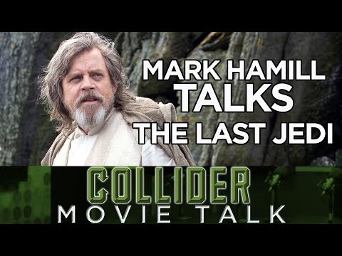 Star Wars: The Last Jedi | Mark Hamill Reveals Plot Details - Collider Movie Talk