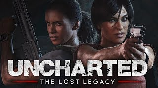 Fifteen Minutes of Uncharted: The Lost Legacy