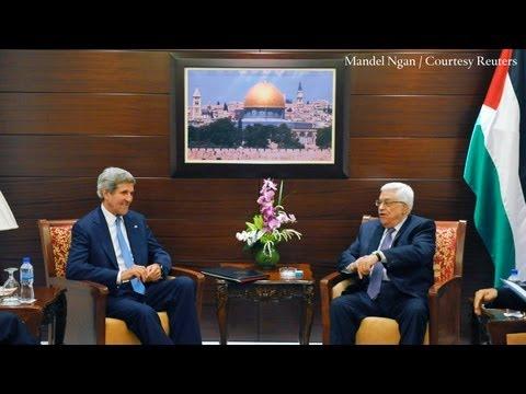 Israeli-Palestinian Negotiations: Three Things To Know