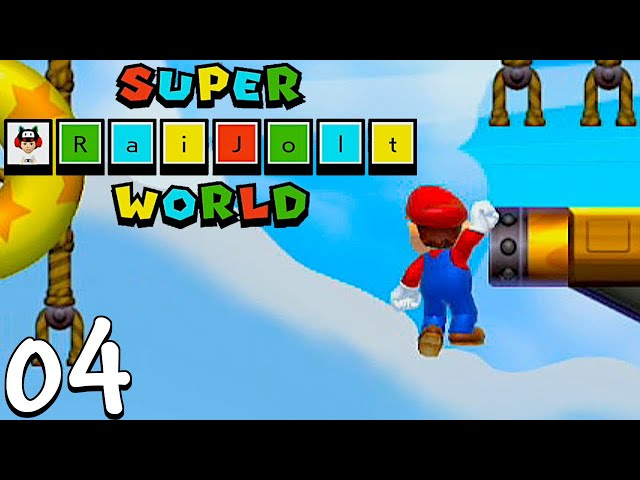 Will Mario SURVIVE This? - Super Mario Maker 2 - Super Raijolt World Part 4
