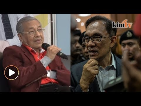 'Polis serah laporan salah laku 3 tahun sebelum Anwar ditahan'