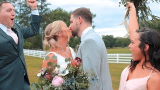 Mollie and Corey's Wedding Film