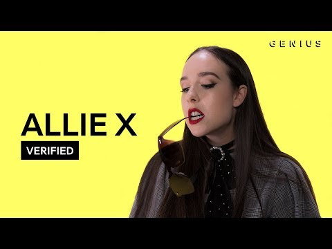 """Allie X """"Paper Love"""" Official Lyrics & Meaning 