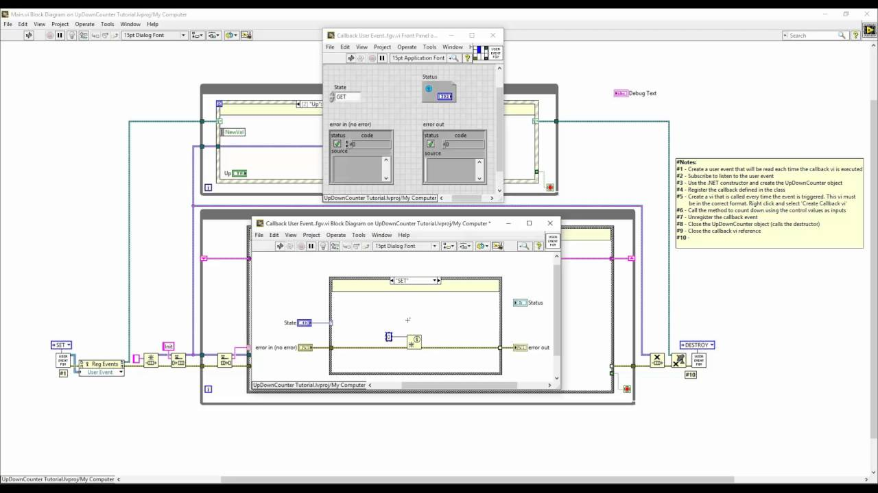 create labview using c class library part of  create labview using c class library part 3 of 3