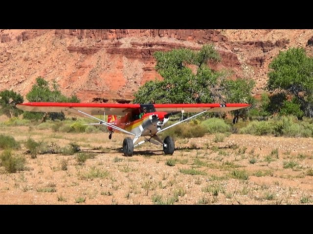 Utah Backcountry Flying - Mexican Hat
