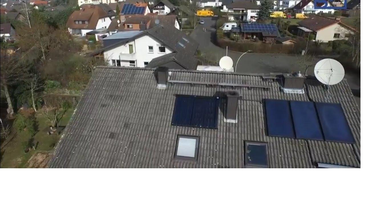 Swd Tv Teil 31 Solaranlage Mit Flach Und Rohrenkollektoren Bei