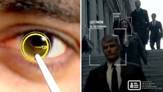 THESE LENSES WILL GIVE YOU SUPERVISION! GADGETS THAT CAN IMPROVE HUMAN ABILITIES