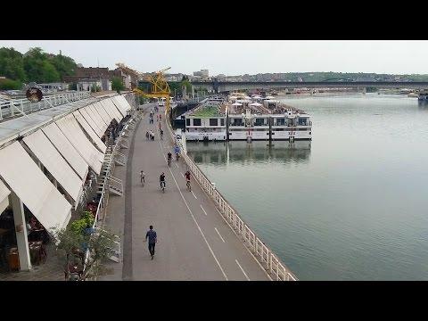 Belgrade, Sava River Port, Passenger Terminal
