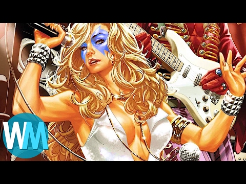 Top 10 Coolest X-Men Characters No One Knows About