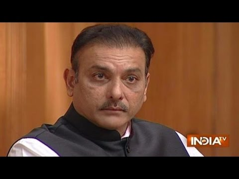 Ravi Shastri in Aap Ki Adalat 2016 (Full Episode)