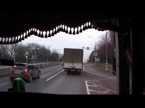 """Автобус """"Клин - Солнечногорск"""""""