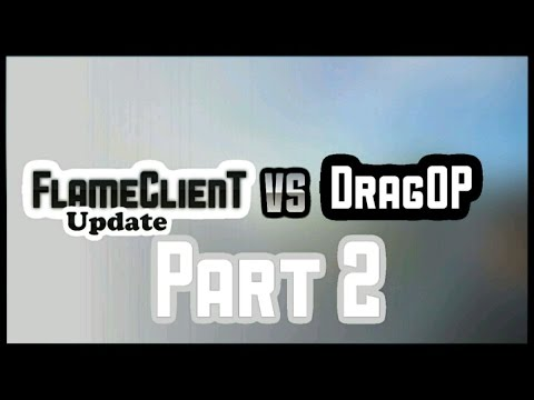 MCPE 16.2/17.0 server hacking special DRAG OP UPDATE VS FLQME CLIENT UPDATE