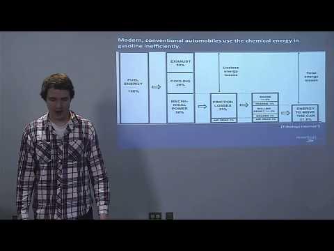 Problem Speech - Fuel Efficiency Technologies