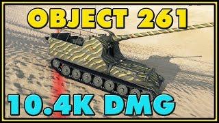 World of Tanks | Object 261 - 7 Kills - 10.4K Damage