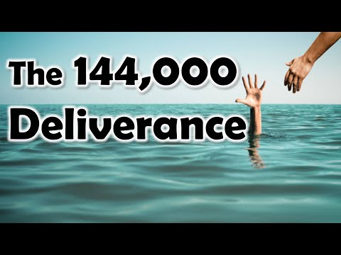 The Deliverance and the 144,000 - Nader Mansour