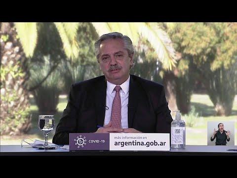 Alberto Fernández: Resolvimos una deuda imposible