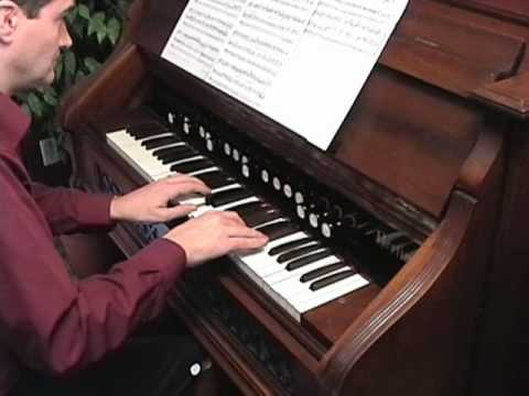 Largo (Xerxes) - G. F. Handel - Berlin Reed Organ Tribute