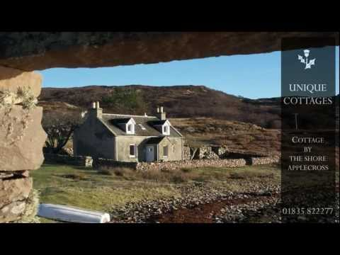 The Cottage By The Shore, Applecross, Wester Ross, Holiday Accommodation, Scotland - Unique Cottages
