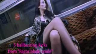 Repeat youtube video 5 ballbusting kicks from vampire movie