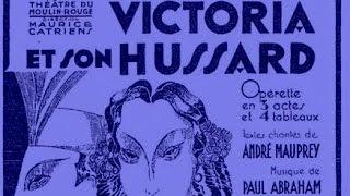"""Pardon, Madame (""""Victoria et son Hussard"""") - Maurice Toubas et son Orchestre - 1934"""