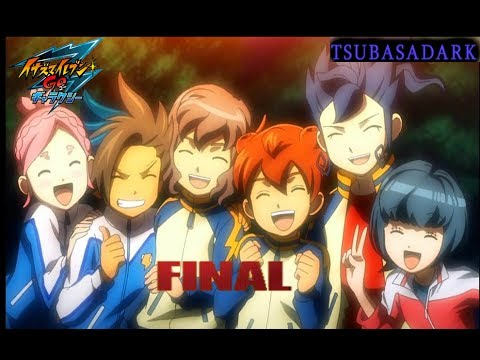 Inazuma eleven go galaxy final sub espa ol youtube - Inazuma eleven galaxy ...